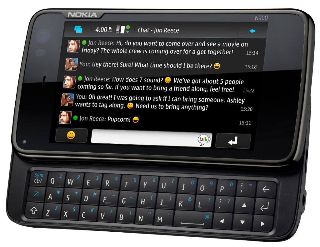 DSL.sk - Nokia predstavila prvý linuxový smartphone 33d936bbe5f