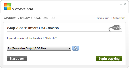 Windows 8 Windows 7 USB/DVD Download Tool full